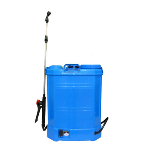 20 Liter PPP plastic tank with 3.6 Lpm motor and 12 Volts 8 Amp battery sprayers in bijnor up