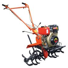 4 Stroke Petrol Engine Yoddha power weeder intercultivator tiller at best industry price