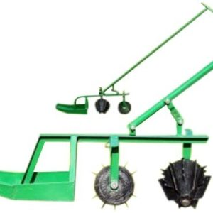 Cono Weeder-VGT-CW With 2 Heavy Roller Attachment.This device is used to remove weeds from the Rice farm