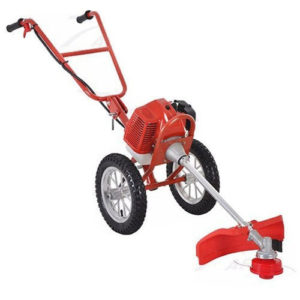 Hand-Push/Trolly/wheeled Brush Cutter