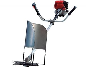 MKKY-43CCLP-SP single cylinder airforced cool 2 stroke 43cc brush cutter at low price in bijnor uttar pradesh