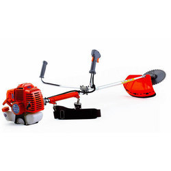 PETROL ENGINE SOULDER MOUNTED HEAVY DUTY BRUSH CUTTER-VGT-43CC-SP