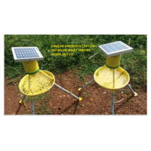 Solar Insect Light Trap-VGT-ST-1- Microcontroller based frequency-3 Watts LED(Pack Of 12 LEDs)