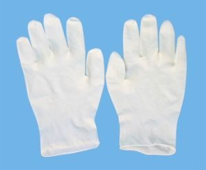 Surgical/Medical/Doctor's gloves in 10 inches -keep your hand out of chemical reach