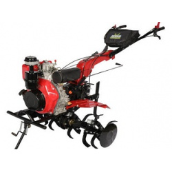 VGT-PW9D-2 Rope Start 4 Stroke Diesel Engine Yoddha power weeder/intercultivator/tiller at best industry price