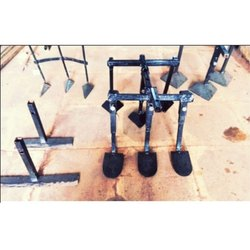 VGTDWH14-Double Wheel Hoe Premium With 14 Inch Tyre Used For Removing Weeds From The Farm With 6 Attachments Full Set