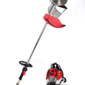 31cc 4Stroke Petrol Engine Electric Knapsack Brush Cutter For Harvesting Crop Only