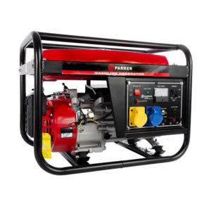 3KVA Generator Recoil Start Petrol Run