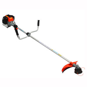 43CC Sidepack grass cutter with tap N go & 3 T blades and toolkit