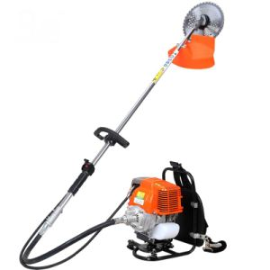 AIRFORCED COOL BACKPACK GASOLINE ENGINE 4STROKE 7000 RPM BRUSH CUTTER+WEED EATER
