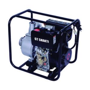 GT Shakti-Diesel Water Pump Set-Self Priming Pump-GT-WP40D