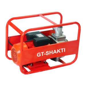 GT Shakti-Electric Water Pump Set-GT-WPD20.It is used for agriculture irrigation.It is self priming pump.It is run by electricity by 2 HP or 3HP motors.