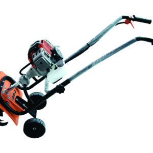 ROTARY POWER CULTIVATOR (HAND OPERATED) WITH EXTRA ACCESSORY