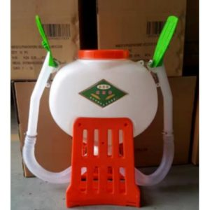 20L Plastic Tank Manual Fertilizer Applicator@MK_Krishi_Yantra