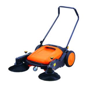 GT-Shakti Floor Sweeper Electric Machine@MK_Krishi_Yantra