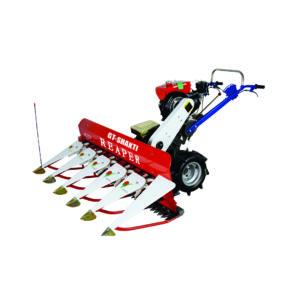 GT-Shakti- Reaper Harvester/Crop(Wheat Rice Etc) Cutting Machine-GT-4G150