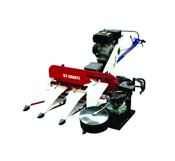 GT-Shakti- Reaper And Binder/Crop Harvester/Wheat Cutting & Binding Machine