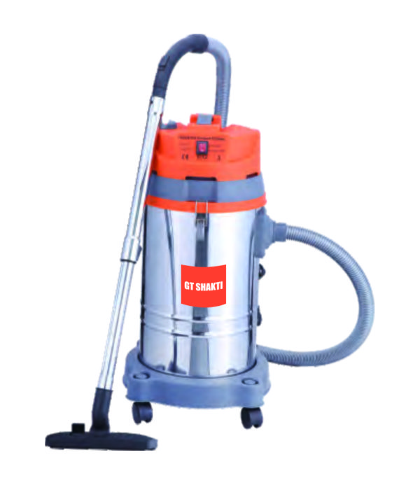 GT-Shakti-30Liter Dry And Wet Vaccum Cleaner.Vaccum cleaner are ideal for cleaning debris from the floor,upholstery, draperies and other surfaces.
