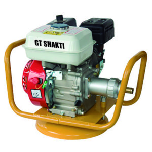 GT-Shakti-Recoil Starting 4 Stroke Gasoline Engine Vibrator-GT-ZB50A.Vibrator used in constructions works,flooring works for outing air,road proofing etc..