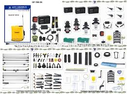 Battery Spray Pump Spare Parts