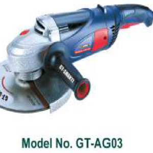 Angle Grinder - For grinding and cutting